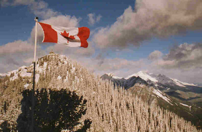 Banff and Lake Lousie - October 1999