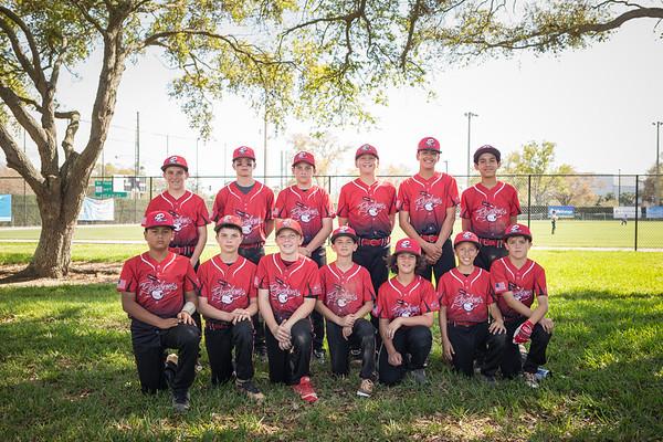 Rockets Team Pics
