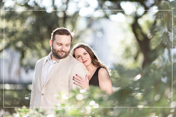 The Heights Fire Station - Carly + John - Engagement Session