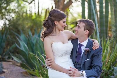 Emily & James - Desert Botanical Garden
