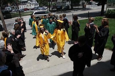 St. Patrick Academy Graduation 2015