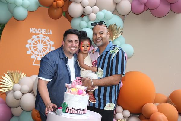 Noachella Birthday Party