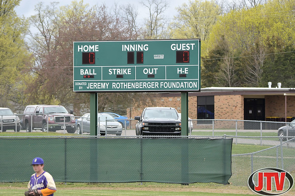 Baseball Manchester at Concord for 04-15-2021