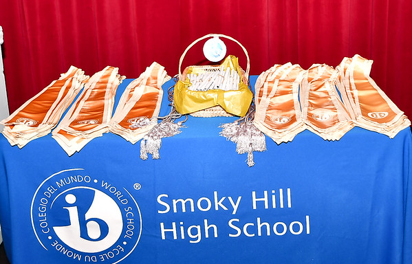 Smoky Hill HIgh School International Baccalaureate Senior Recongnition Ceremony Class of 2018 - May 14 2018