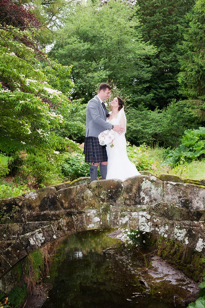 Laurie & Iain - Rufflets Country House Hotel