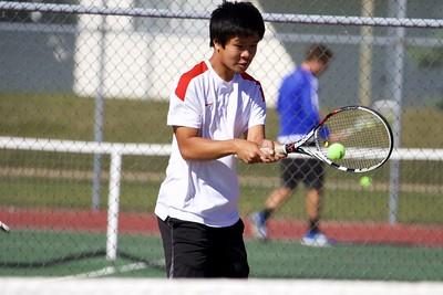 2015, Boy Tennis Team