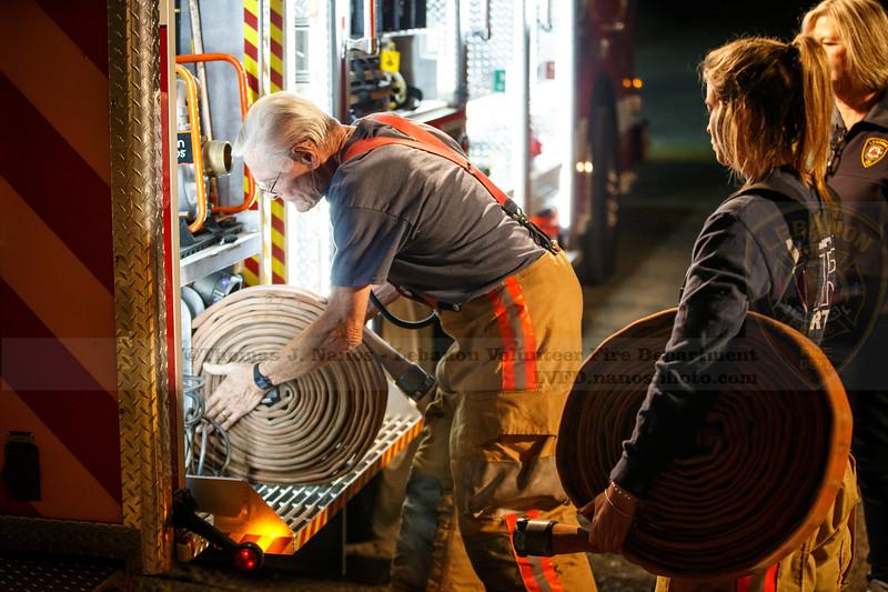 LVFD Search & Rescue/Decontamination Training