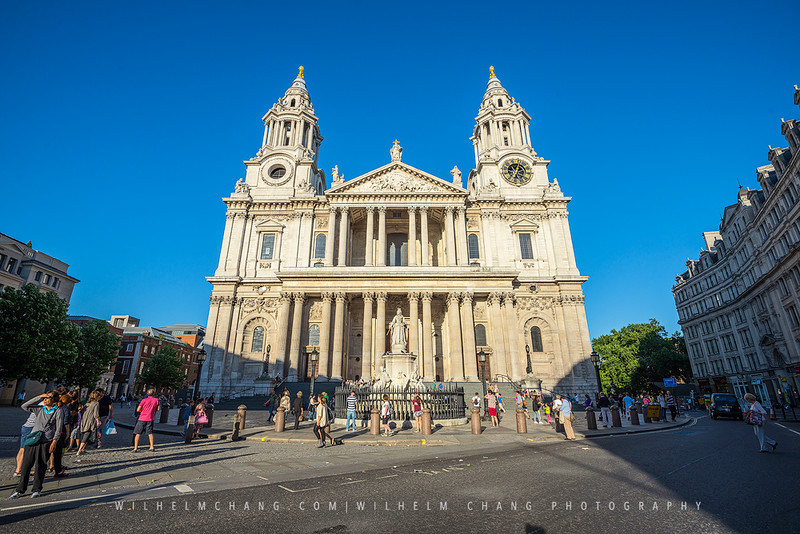 St. Paul's Cathedral -Front