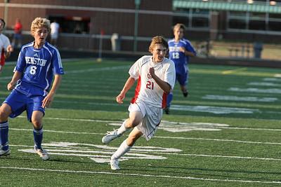 JV & Var Boys Soccer v. Kenston