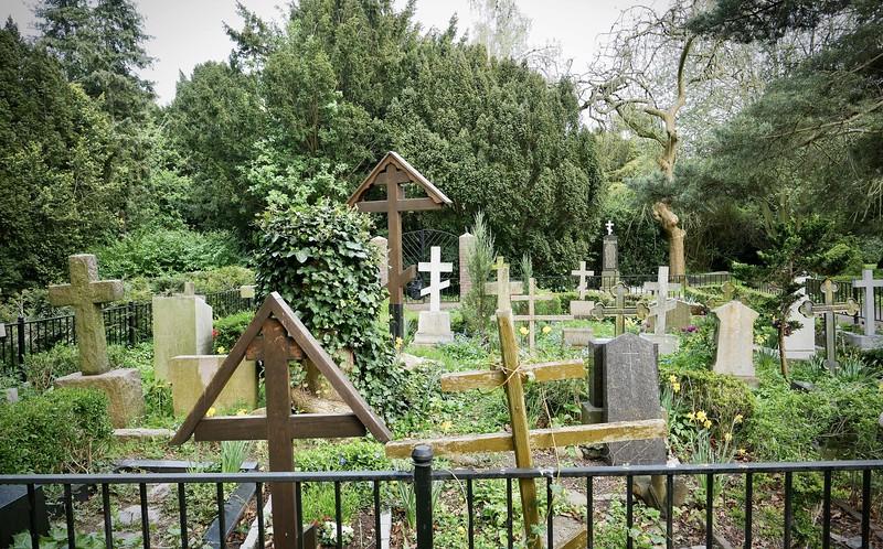 Assistens Kirkegård in Nørrebro