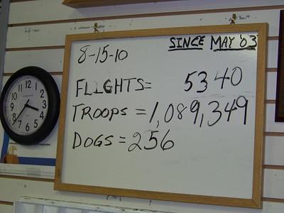 August 15, 2010 (3 AM, 2 Flights)