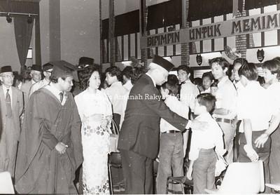 1978 - UPACARA PEMBUKAAN RASMI MRSM KUANTAN, PAHANG