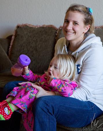 2011-01-17 Melissa & The Kids
