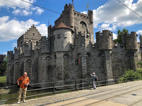 Ghent, Belgium - 2019