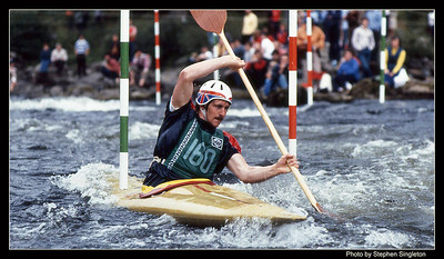 Grandtully 1981 (Commonwealth Games)