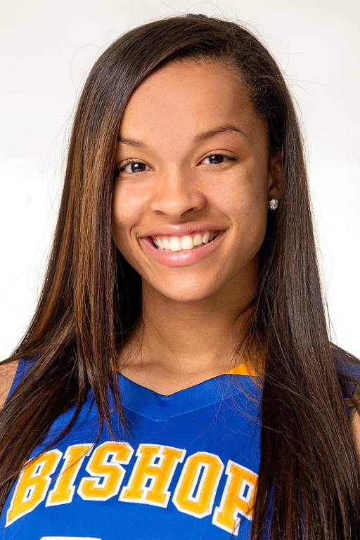 . Bishop Amat High basketball player Mauriana Clayton has been selected for the SGV Tribune\'s All-area Girls\' Basketball Team March 21, 2013.  (SGVN/Staff photo by Leo Jarzomb)