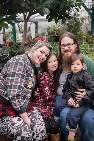 Gilbert Family Christmas Minis 2018