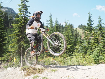 Mitch Schmidt Northwest Cup Rider 125