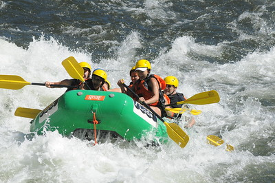 Senior Rafting Trip