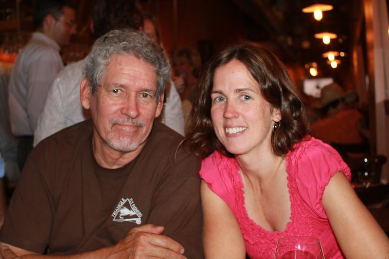 Catherine & her Dad