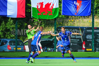 European U18 Championship July 2016