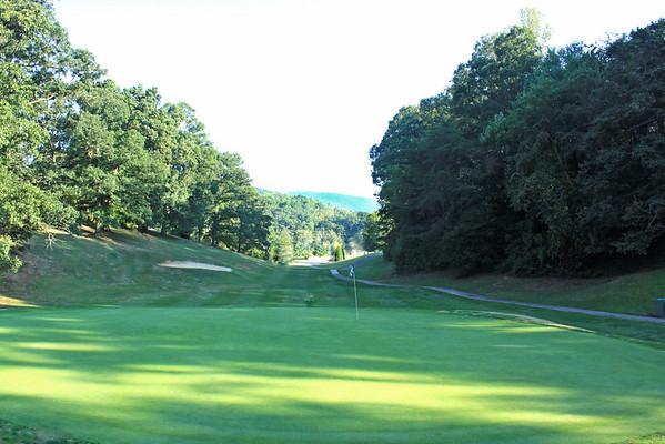 Asheville Municipal Golf Course 2010 '10