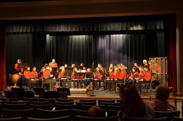 A Winter's Night of Music, St. Michaels Symphonic Band - December 5, 2011