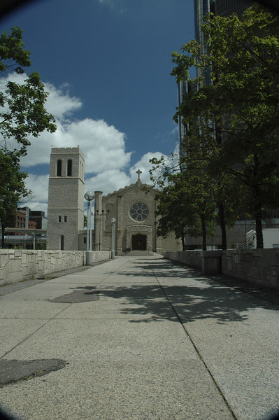 Old Mariner's Church Detroit