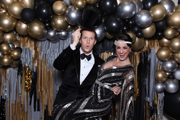 Cecil NYE Party- The 20s Roar Again 12.31.2019