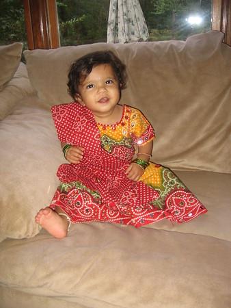 10-2005 Diya Birthday at Springlakes