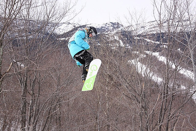 Snowboarding State Championships 2009 (Slopestyle)