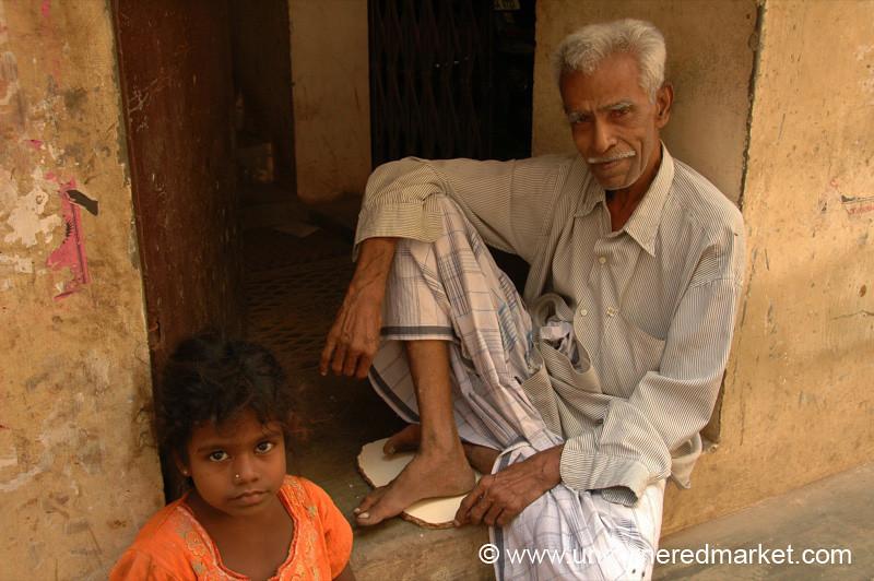 Proud Grandfather - Chennai, India