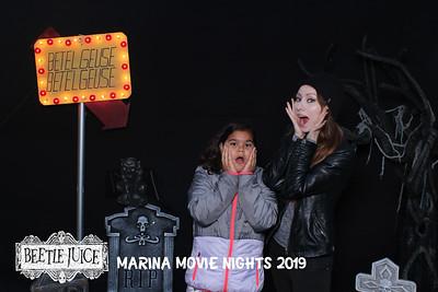 Marina Movie Nights 2019 - Beetlejuice