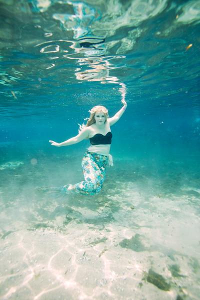 Silver Glen Springs Underwater