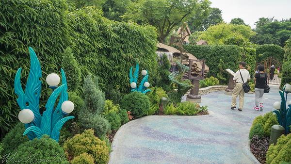 Disneyland Resort, Hong Kong Disneyland, Fantasyland, Fairy Tale Forest, Fairy, Tale, Forest