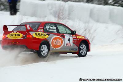 17.02.2007 | SM Tahko Spa -ralli, Nilsiä