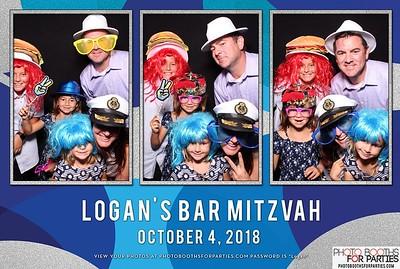 Logan's Bar Mitzvah