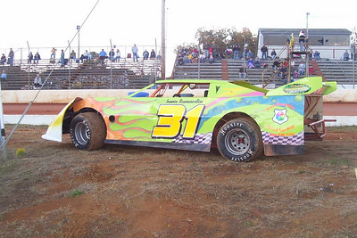 County Line Raceway, November 8 2008
