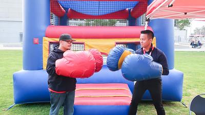 2020: Renegade Rage Jumbo Boxing Event
