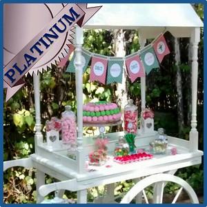 42805 Candy bar Platinum