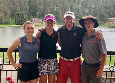 US Golf at State 5-22 to 5-23-18