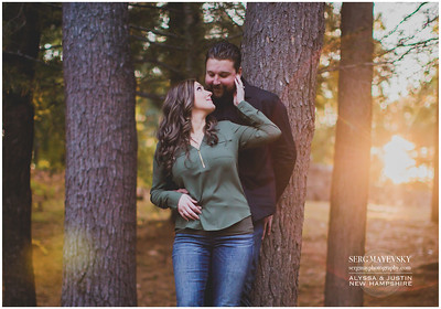 Alyssa and Justin - Derry, NH