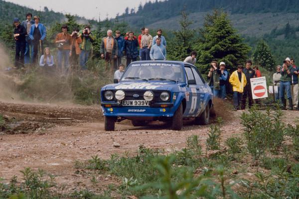 Scottish Rally 1980
