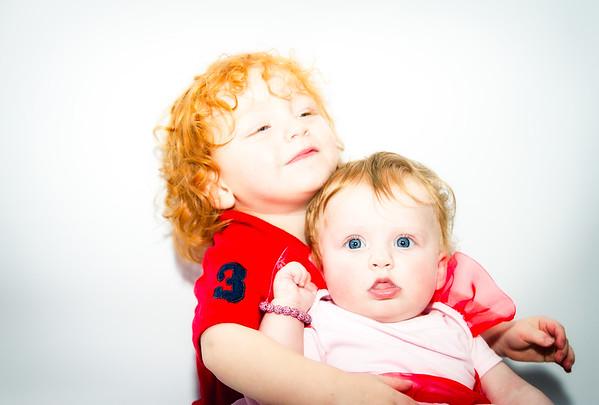 Lucy & Gareth - Family Photoshoot