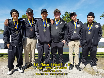 2019 Golf at River Terrace