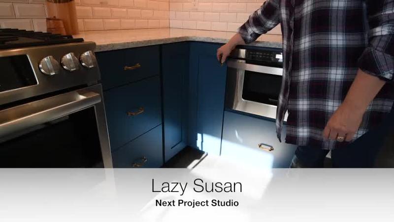 Next Project Studio - Lazy Susan