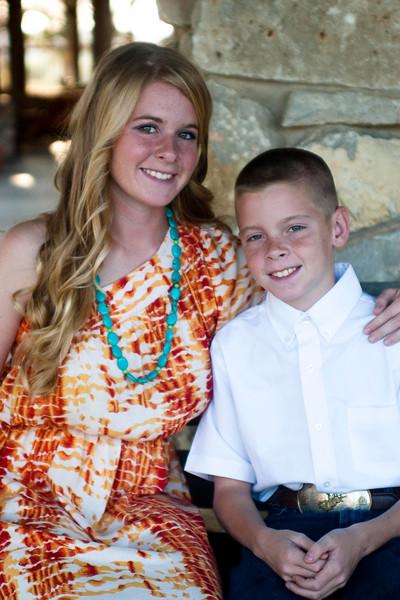 Erin Lynch's Family