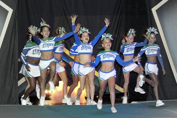 Ray's Cheerleading