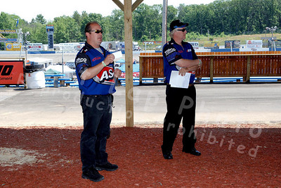 Driver's Meeting, Candids,  & Miscellaneous