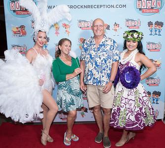 Waikiki's Rock'n Reception 051218